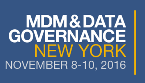 MDM & Data Governance Summit Speaking Engagement – Akeneo PIM Case Study
