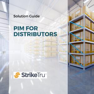 PIM for distributors guide - Striketru